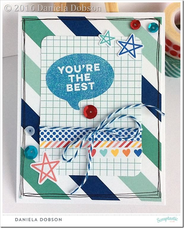 15 best images about june 2016 card kit by scraptastic