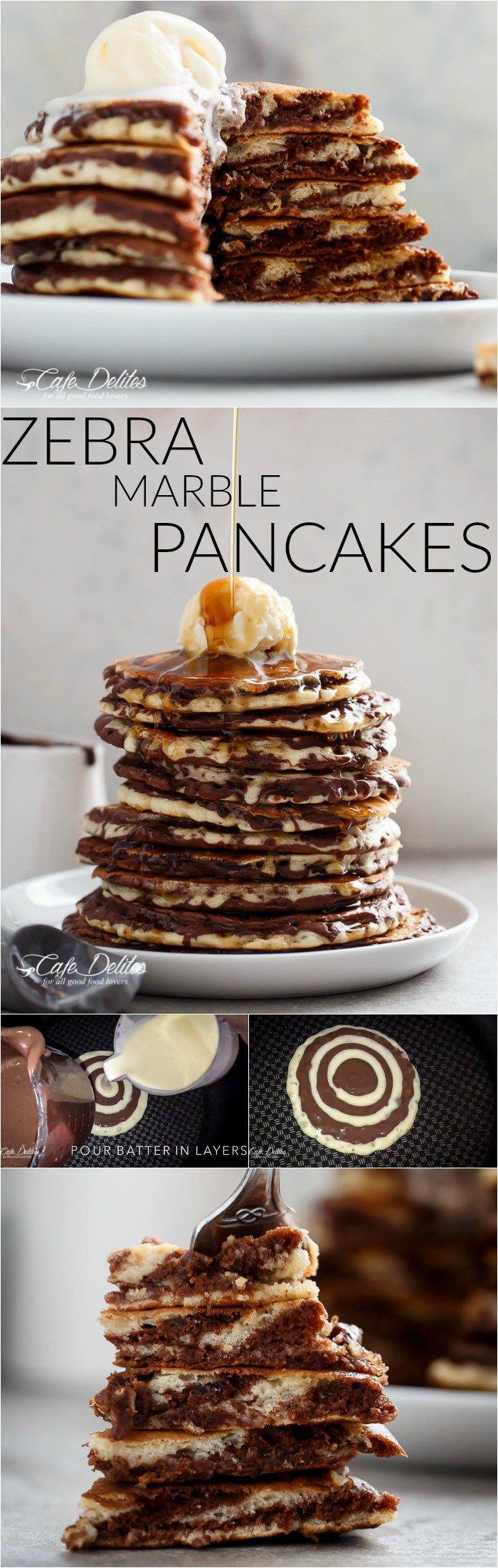 Statement Clutch - Strawberry pancakes by VIDA VIDA PYRVFlouK