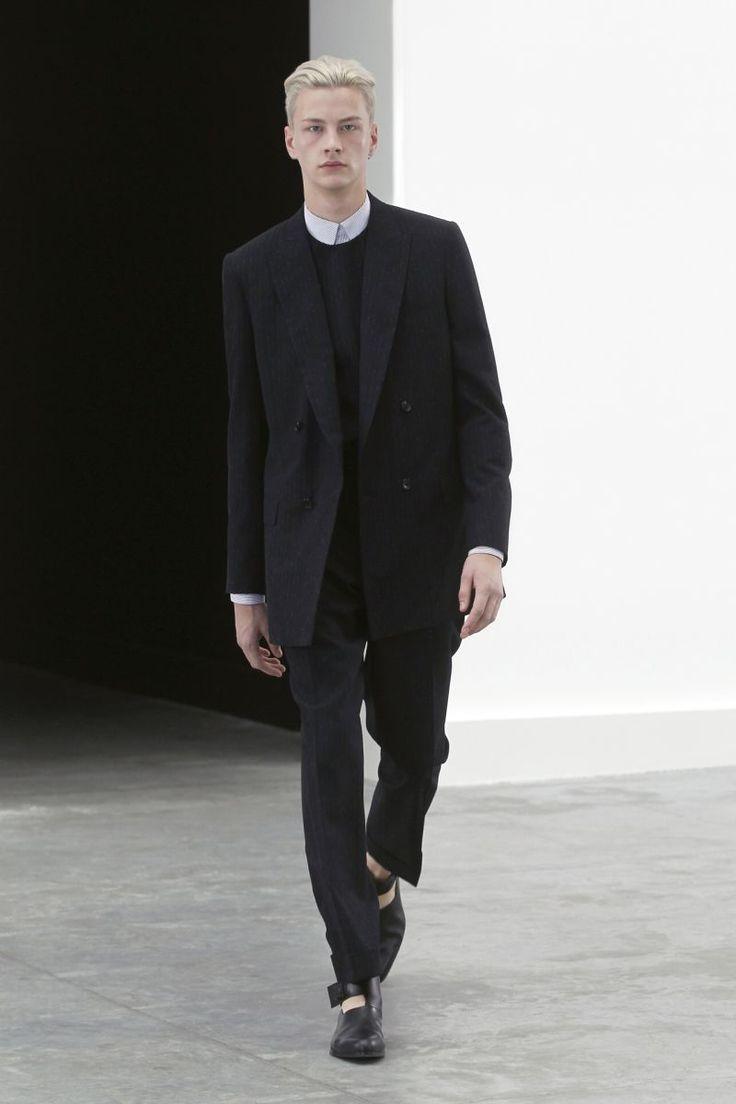 Balenciagia Men's S/S 2013 01