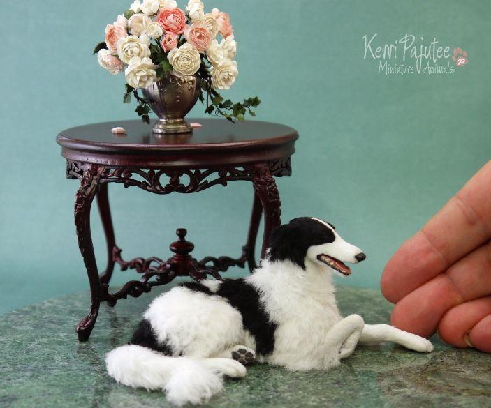 46 best KERRI PAJUTEE MINIS images on Pinterest   Dollhouse ...