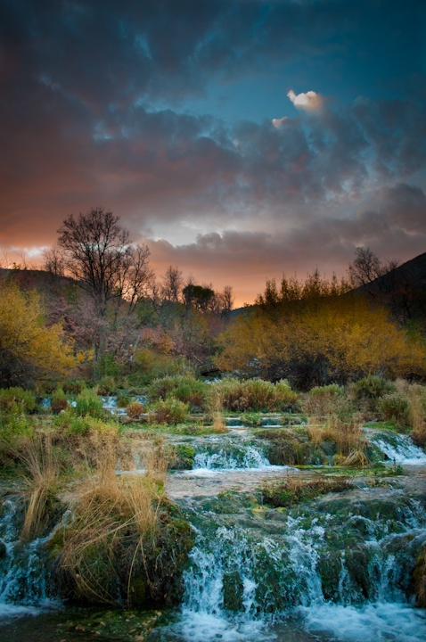 Cascade Springs Alpine Loop Utah...Such a beautiful place to run and explore!