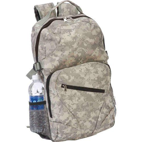 Hunting Backpacks - Pin it! :) Follow us :)) zCamping.com is your Camping Product Gallery ;) CLICK IMAGE TWICE for Pricing and Info :) SEE A LARGER SELECTION of hunting backpacks and bags at http://zcamping.com/category/camping-categories/camping-backpacks/hunting-backpacks-and-bags/ - hunting, bags, camping, backpacks, camping gear, camp supplies -  Extreme PakTM Digital Camo Water-Resistant Backpack & Mini First Aid Kit « zCamping.com