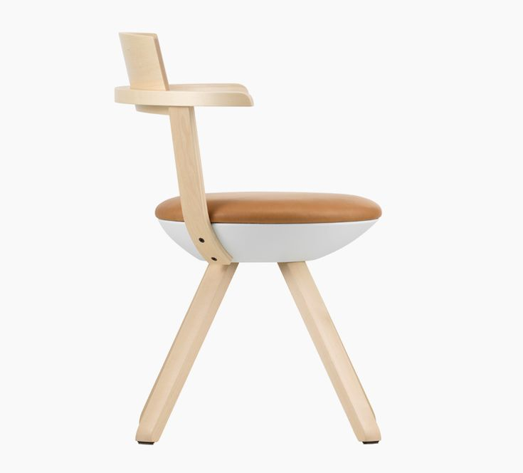 Fancy Rival task chair by Konstantin Grcic for Artek Salone Del Mobile Milan