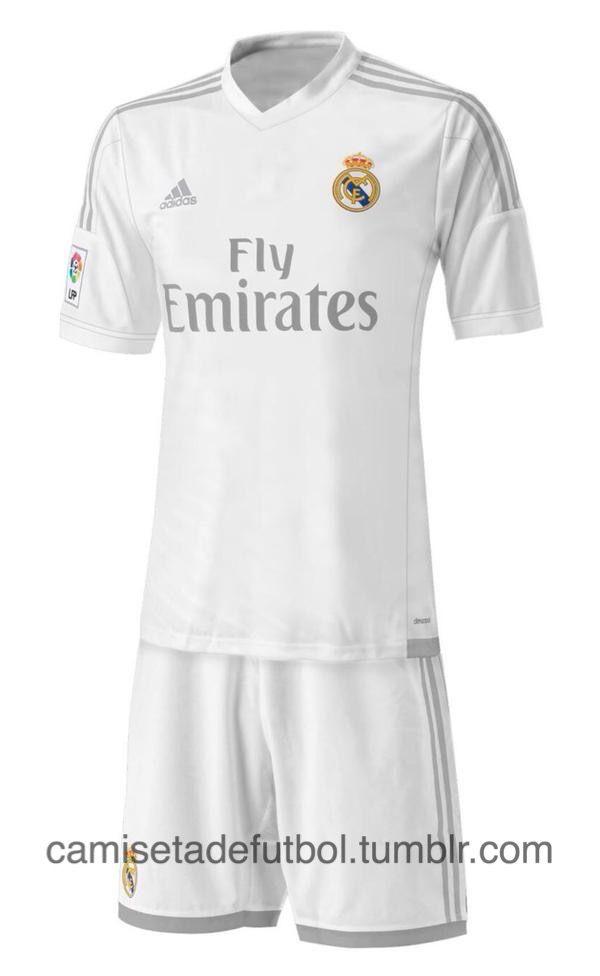 camisetas real madrid 2016