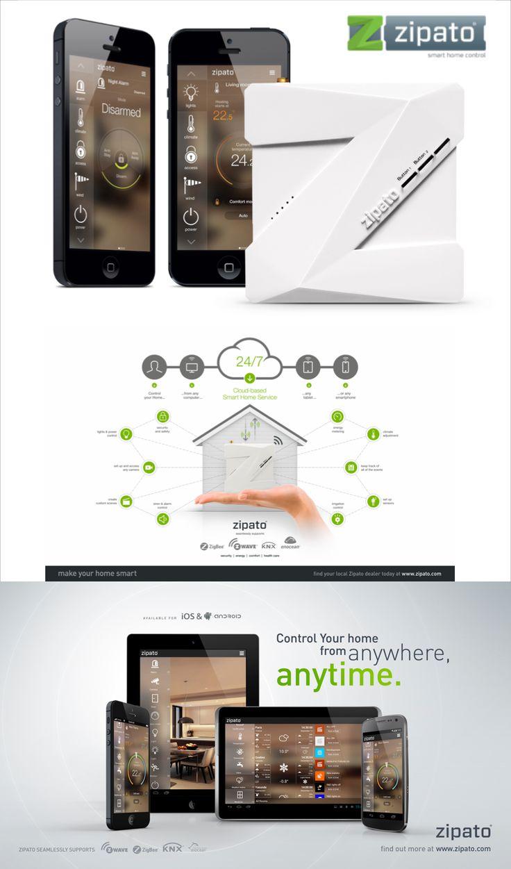 69 besten smart home mit z wave bilder auf pinterest. Black Bedroom Furniture Sets. Home Design Ideas