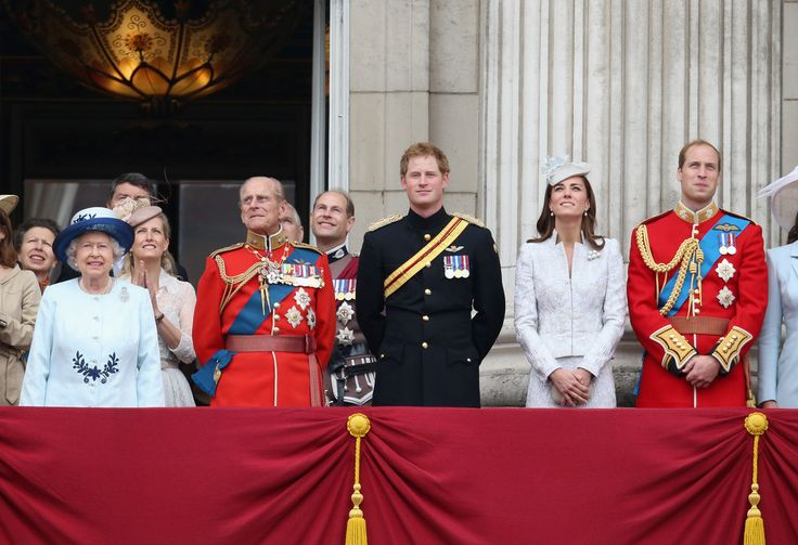 Kate Middleton Photos: Queen Elizabeth II's Birthday Parade: Trooping The Colour