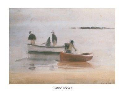 Misty Evening Beaumaris 1930 - Clarice Beckett
