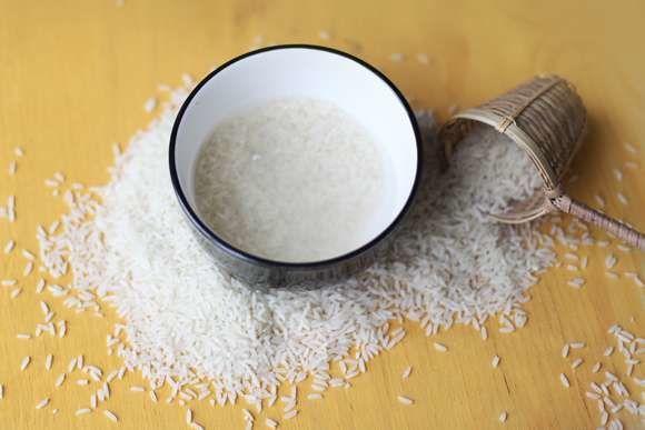 apa de orez
