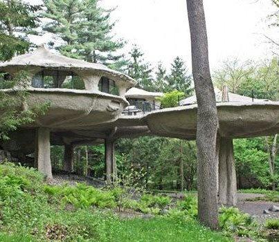 Le case ecologiche crescono come i funghi...