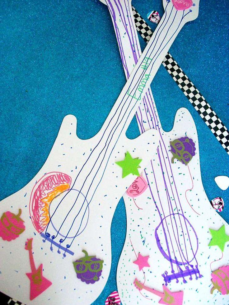 25 best ideas about rock star cakes on pinterest music - Ideas para discotecas ...