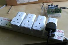 Home Automation System with Raspberry Pi and Arduino