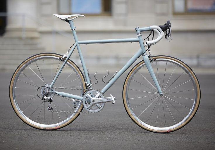 Bike Check Speedvagens Stunning Og Classic Steel Road Bike Is