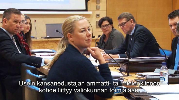 Eduskunta - esittelyvideo 2015