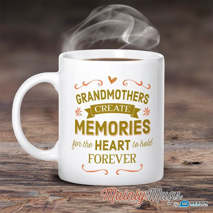 Grandmother Gift, Grandmother Mug, Birthday Gift For Grandmother! Grandmother Present, Grandmother Birthday Gift, Gift For Grandmother!