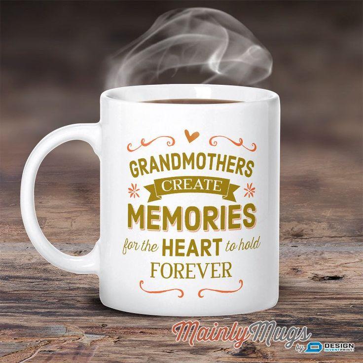 Grandmother Gift, Grandmother Mug, Birthday Gift For Grandmother! Grandmother Present, Grandmother Birthday Gift, Gift For Grandmother!