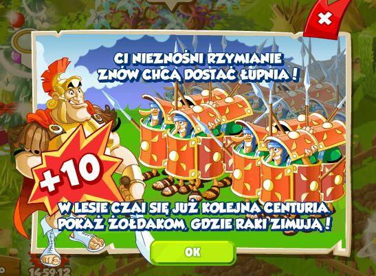 Najazd Rzymian w Wesołej Osadzie http://grynank.wordpress.com/2013/08/24/najazd-rzymian-w-wesolej-osadzie-2/ #gry #nk #wesołaosada