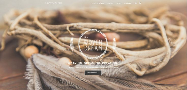 Love and Launching a Website http://thewovendream.com/blogs/news/80857094-love-and-launching-a-website  I am doing a fair bit of reflecting after my partner and I launched The Woven Dream website recently and I wanted to share a bit about how we got here.  I have been searching for the past 7 years to find what I love and share it with the world. This process of unpicking the complex web of my own inner self showed me just how ...