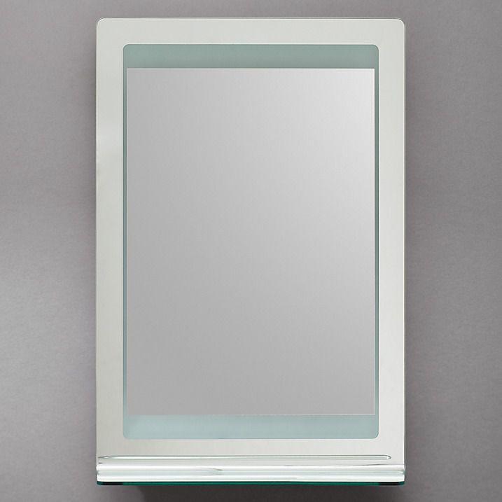 buy roper rhodes gamma backlit bathroom mirror online at