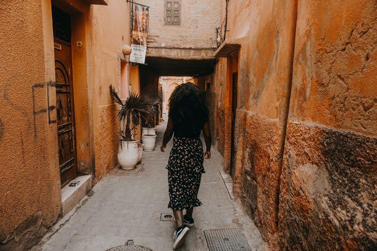 Shanice MPB 3 jours à Marrakech