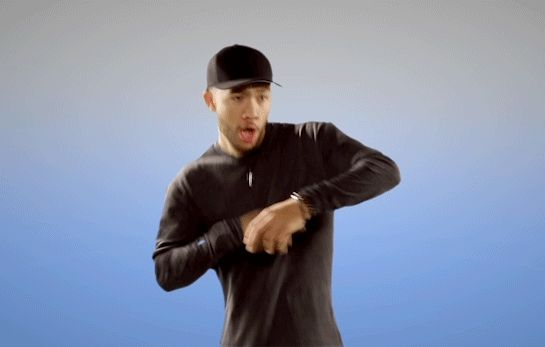 dab mic lowry milly rock #humor #hilarious #funny #lol #rofl #lmao #memes #cute