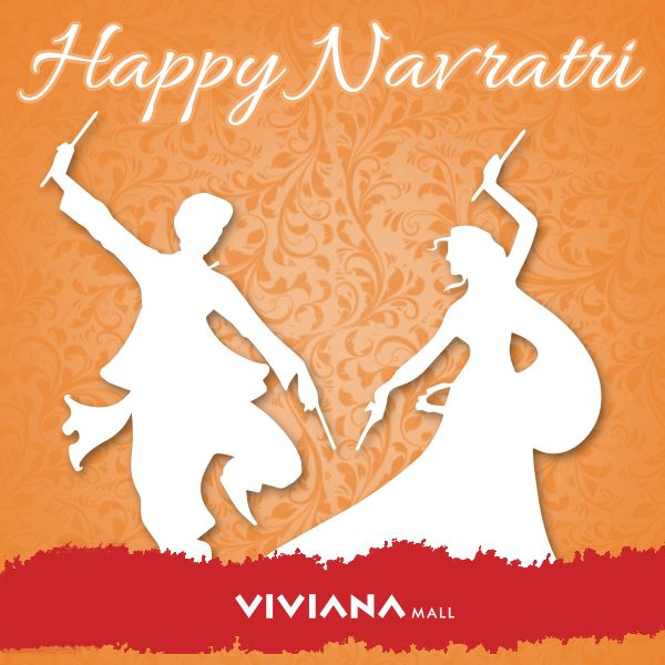 Happy #Navratri to one & all from #Viviana! Nine days of happiness, prayers, devotion, song & dance have just begun. #shopping #fashion #style #stylish #brands #outfits #swag #trends #family #outing #fun #celebrations #thane #mumbai #malls #vivianamall