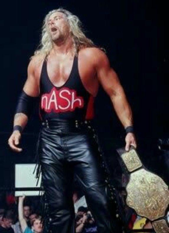 Pin On Wcw World Heavyweight Champion