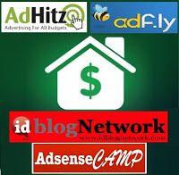BJGP-Rizal, Pembelajaran Online Guru Elektronik: 12 Cara Membuat Blog Jadi penghasilan Tambahan
