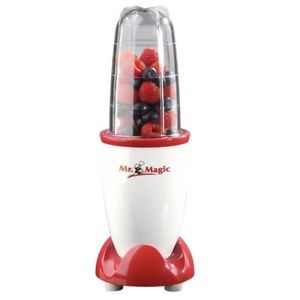 a gourmetmaxx mr magic mixer smoothie maker batidora robot de cocina tapa