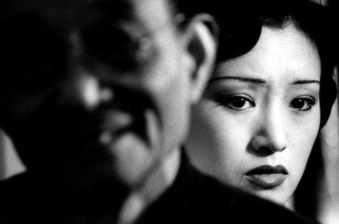 Riboud: Woman, 1965 China