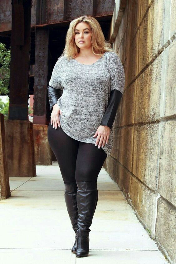 Curvy Girl Fashion Tips