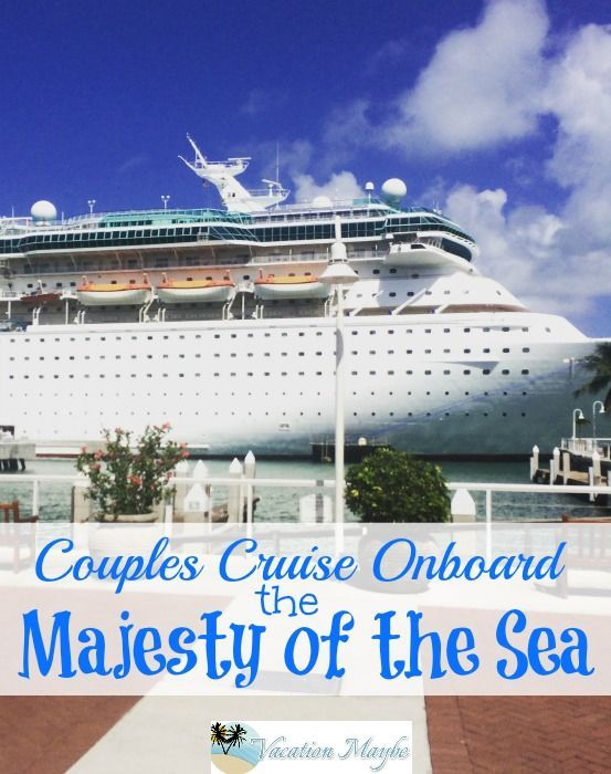 Cruise experience onboard the Majesty of the Sea #sponsored