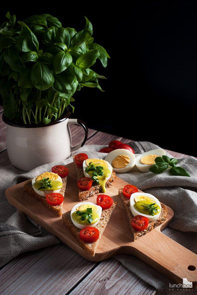 Majonez bazyliowy | lunchboxodkuchni.pl