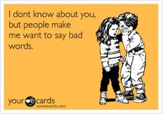 Sometimes, yep.