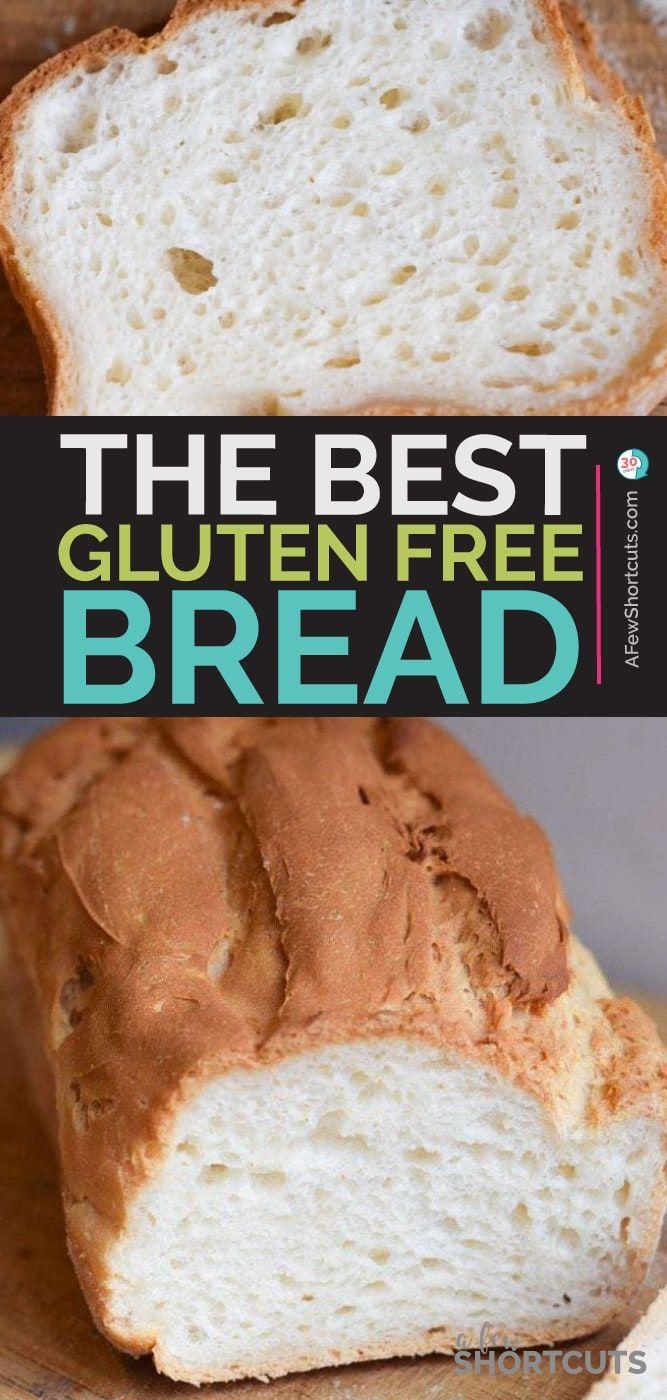 The Best Gluten Free Sandwich Bread Recipe Recipe Best Gluten Free Bread Best Gluten Free Sandwich Bread Recipe Gluten Free Recipes Easy