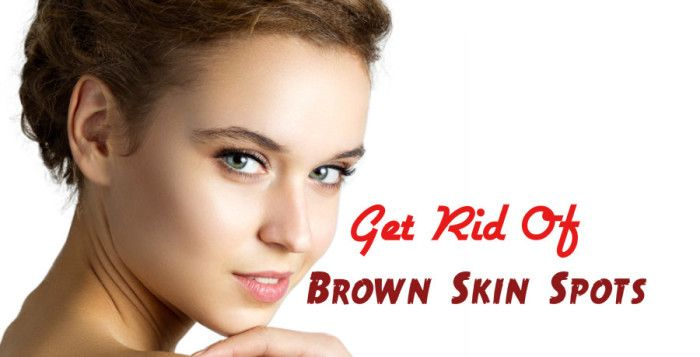 Successful Ways To Remove Brown Spots On the Skin