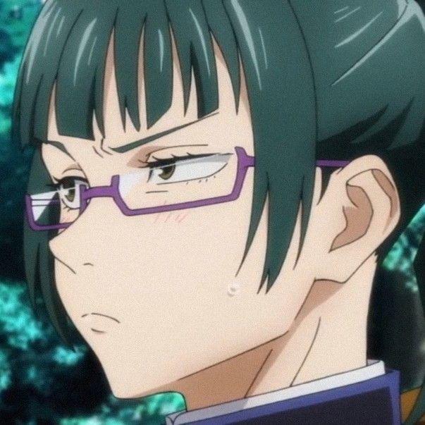 Maki Zenin Icon Jujutsu Anime Anime Icons