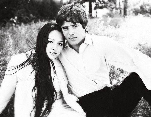 olivia hussey and leonard whiting relationship