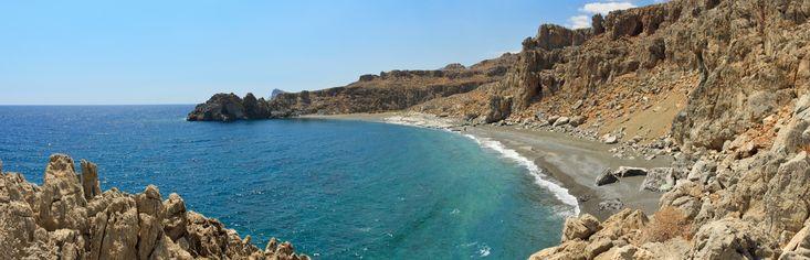 lendas Trahulas beach