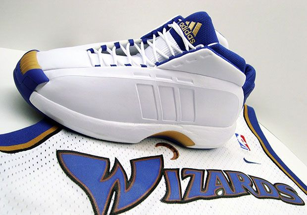 A Rare Look At An adidas Kobe PE For Gilbert Arenas #thatdope #sneakers #luxury #dope #fashion #trending