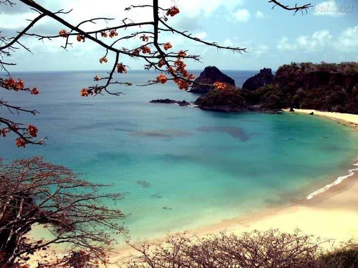 Fernando de Noronha is beautiful destination in Brazil.