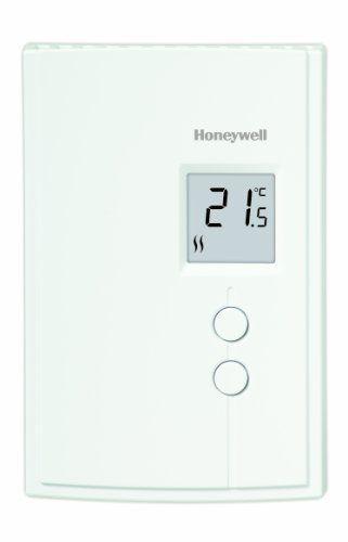 honeywell mercury thermostat manual