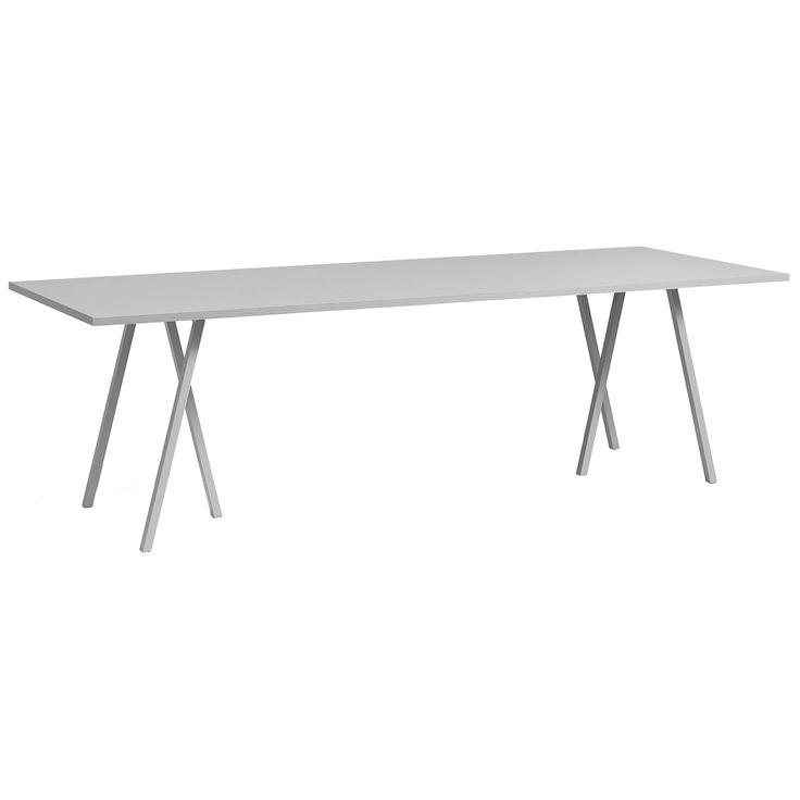 Loop Stand bord fra Hay, designet avLeif Jørgensen. Et flott og allsidig bord med er enke...