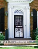 HMI Doors | Security Storm Doors