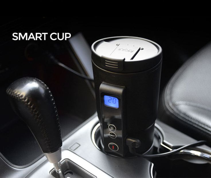 Model name: Smart Cup Coffee pot tumbler Coffee Warmer for Car Stainless inner Cup Inner cup was made from stainless(18/8) material durability  is strong,endocrine disruptor can't be detected