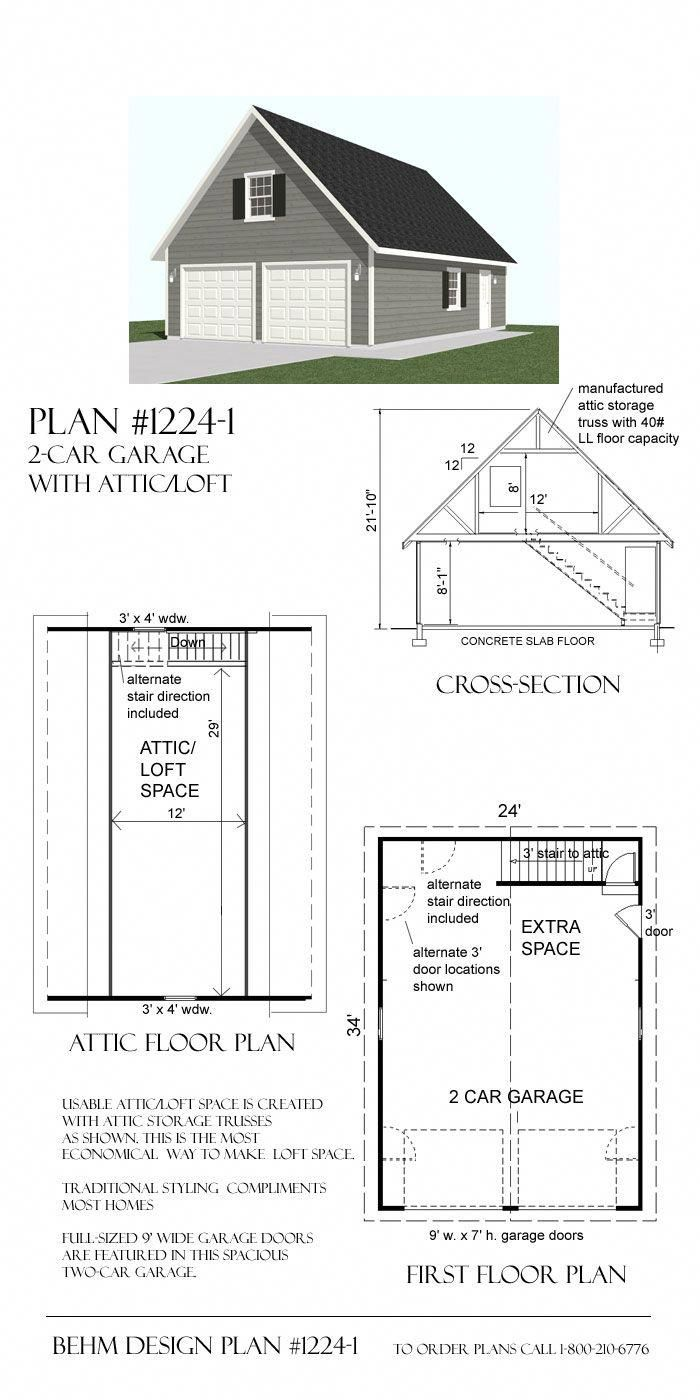 Cool Garage Plans Open Garage Ideas Garage Emblem 20190306