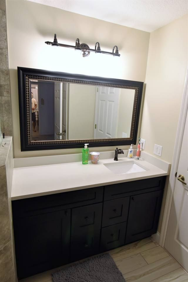 Contact Us For A Free Estimate For Your Bathroom Remodel Cabinets And Countertops Bathrooms Remodel Quality Kitchen Cabinets