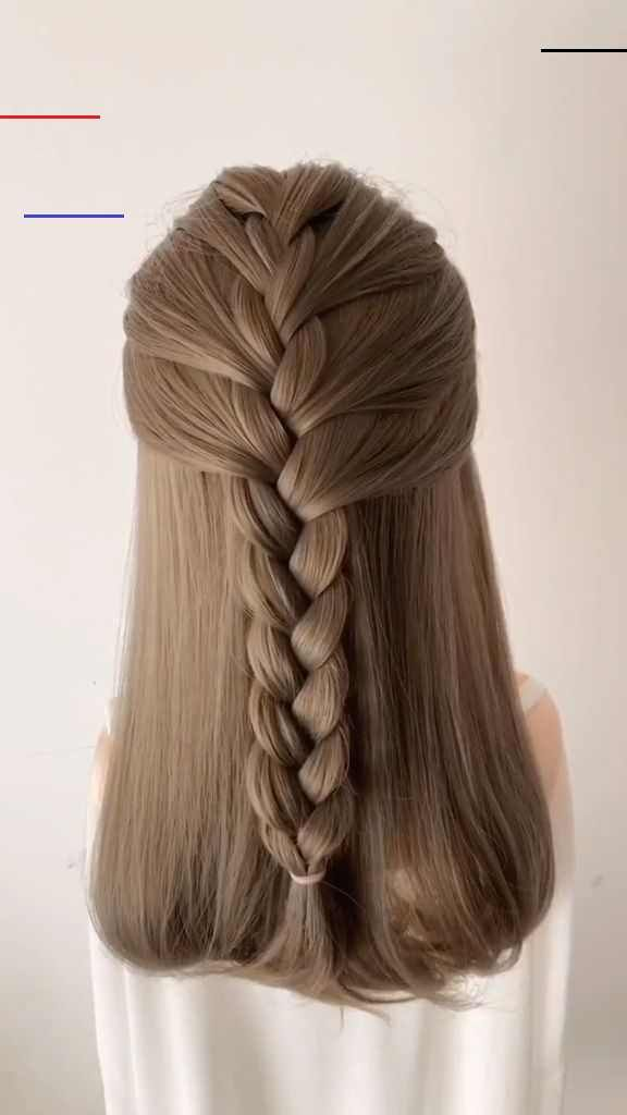 Braid Hair Video Tutorial 40 Trendy Braided Hairstyles For Long Hair To Look Amazingly Awesome As In 2020 Geflochtene Frisuren Lange Haare Leichte Frisuren Lange Haare