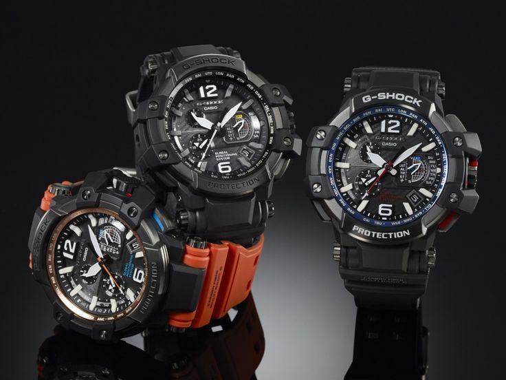 Novos relógios G-Shock da Casio, chegam a Portugal | Chronos do Tempo