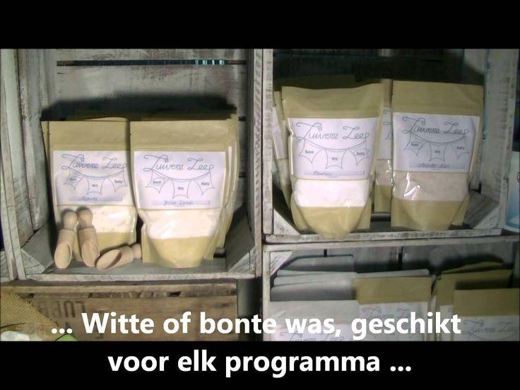 EcoBaby stelt voor: 'Zuivere Zeep'! Het wasmiddel van Zuivere Zeep bevat geen chemische enzymen, optische witmakers en parabenen. Voor alle wasjes is er een Zuiver Zeepje.   Baby was, witte was en bonte was en dan ook nog in alle mogelijke geurtjes: de mogelijkheden zijn gewoon eindeloos. Je hebt bovendien maar weinig wasmiddel nodig. Een wasbeurt met Zuivere Zeep kost ongeveer 35 cent. Dat is goedkoper dan het wasmiddel uit de supermarkt!