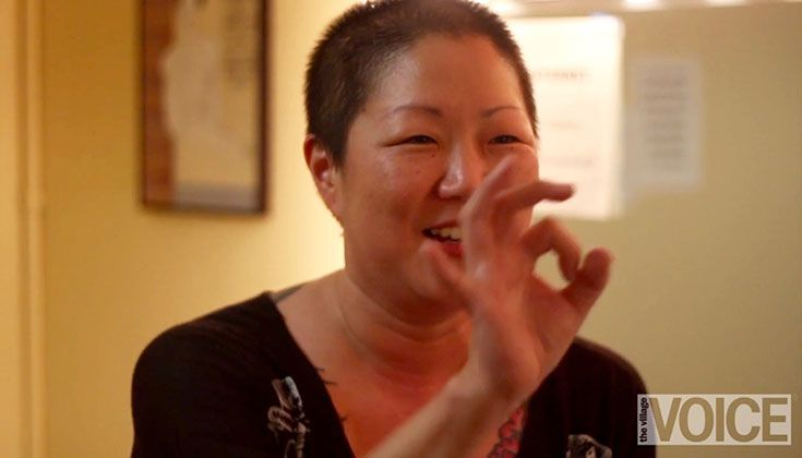 How Margaret Cho transforms suffering into laughter